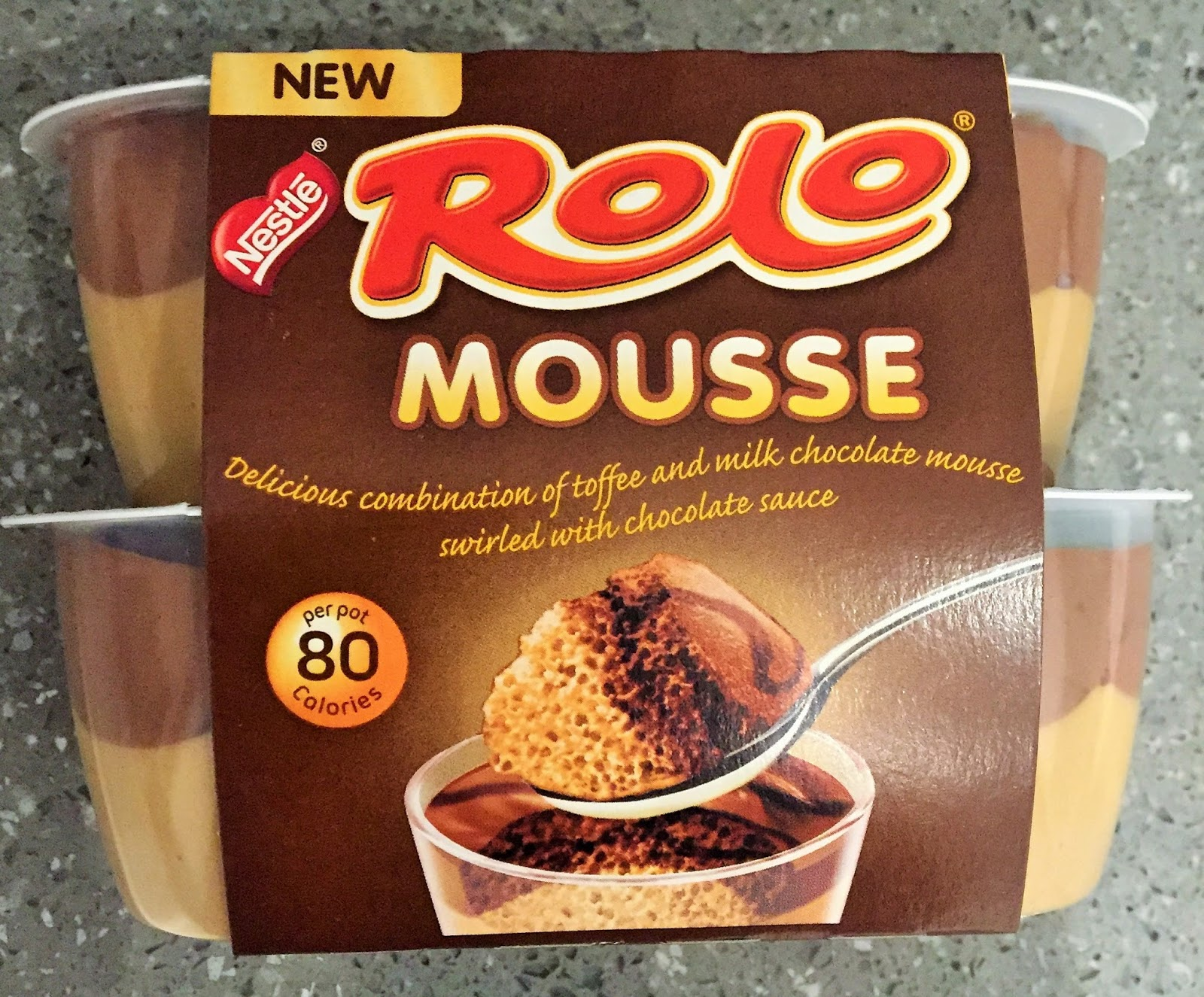 chocolate cheese cake seeks new treats new rolo mousse sainsbury s 2845