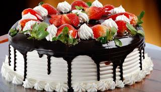 Cara Membuat Kue Chocolate Tart