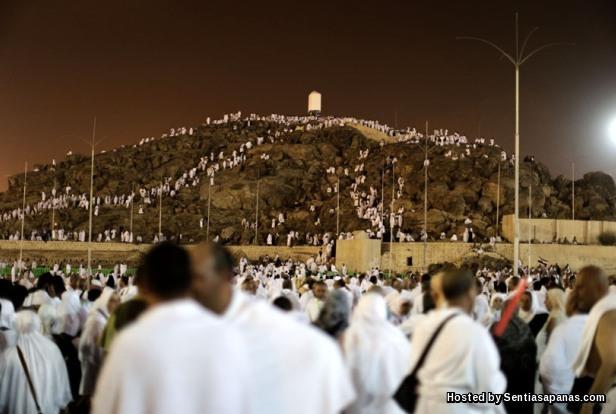 Jabal Rahmah - Padang Arafah