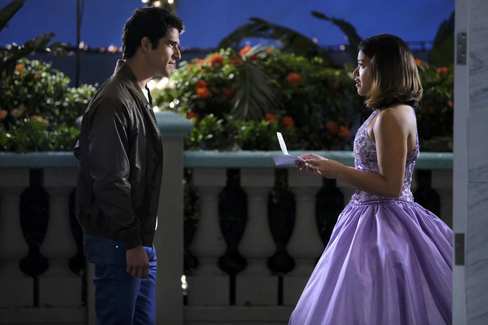 Jane reencontrándose con Adam, su primer amor
