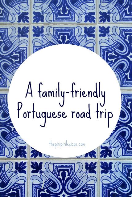 A Portuguese road trip