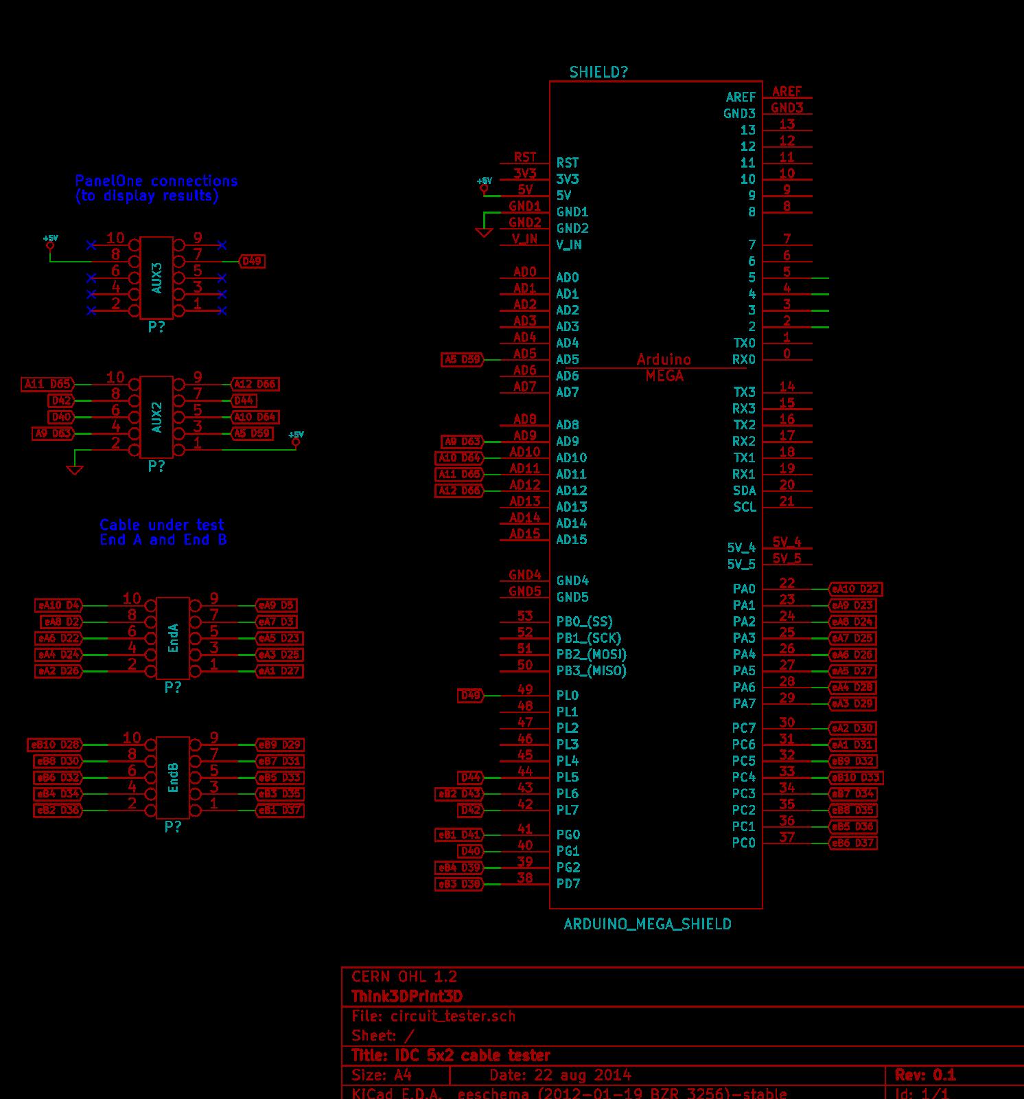 Nano Schematic Prototype