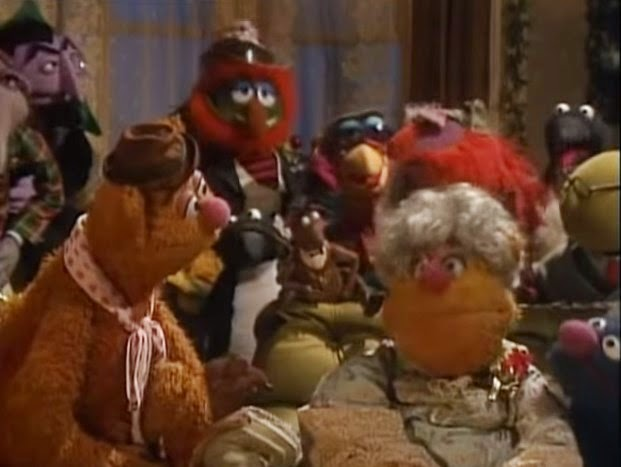 Holiday Film Reviews A Muppet Family Christmas