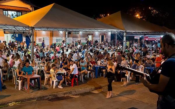 8ª Festa da Batata no Engenho Central Piracicaba (Foto: Reprodução/JP)
