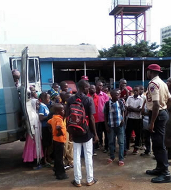 frsc arrest sunday school teachers traffickers