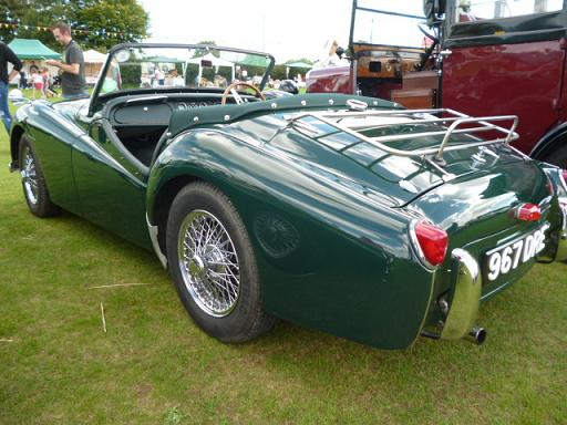 Chearsley Car Show