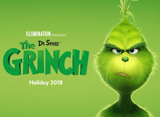 Download Film Animasi The Grinch (2018)  - Dunia21