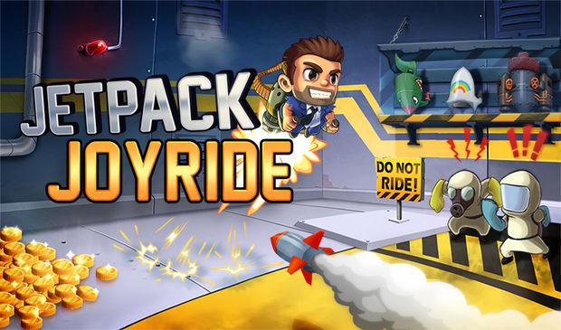 تحميل لعبة Jetpack Joyride مهكرة للاندرويد (آخر اصدار)
