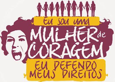 direitos da mulher, mulher de coragem defende seus direitos
