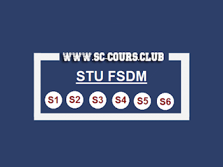 stu l2 , stu s2 , cours ,Géodynamique Externe, Externe et interne