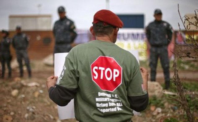 Tijuana residents laugh at border wall prototypes, call Trump 'loco'