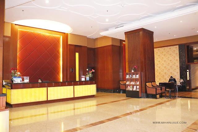 lobby Best Western Hotel Mangga Dua