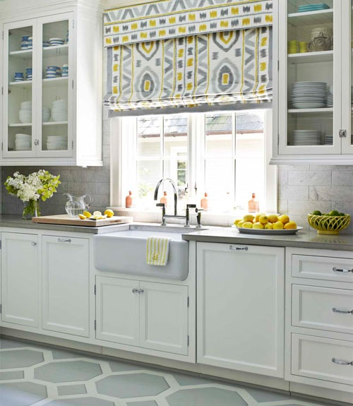 Pictures Of White Kitchens: Ciao! Newport Beach: A Classic White Kitchen