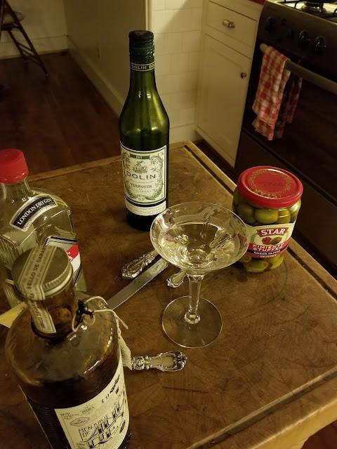 San Jose Martini