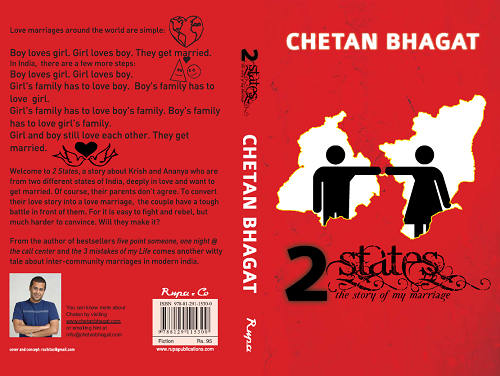 Free download of novel 2 states by chetan bhagat.