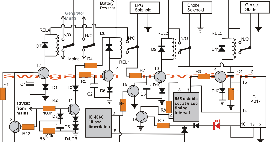 generator automatic changeover switch wiring diagram generator generator automatic changeover switch wiring diagram pdf on generator automatic changeover switch wiring diagram