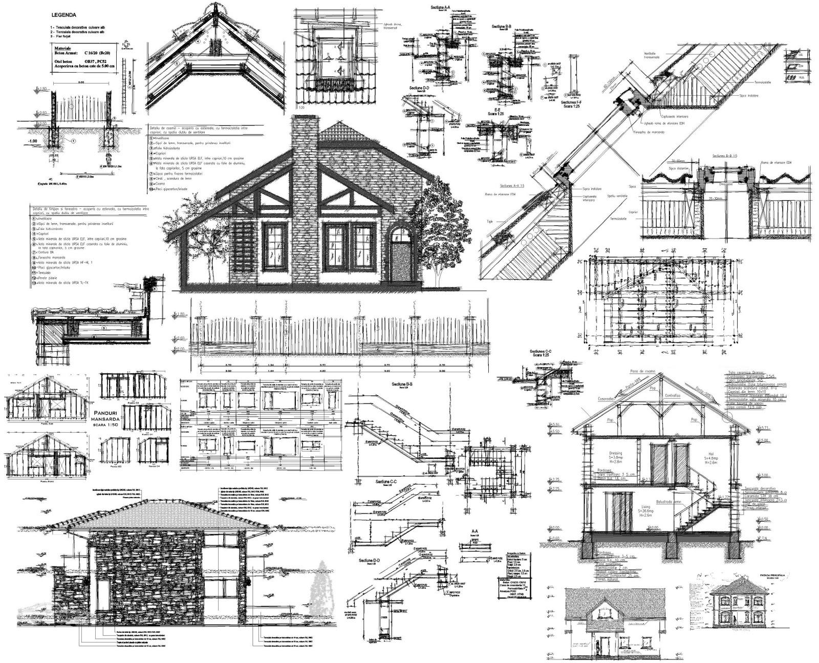 Proiectul Si Cautarea Unui Arhitect