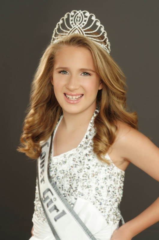 Featuring Miss Texas Pre-Teen Covergirl!