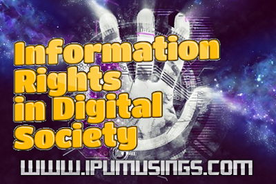 GGSIPU MCA/BTech - Information Rights in Digital Society (#mcanotes)(#eduvictors)