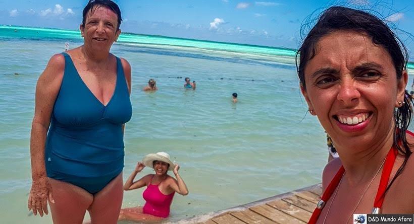 Praia de Sorobon em Bonaire, segunda parada do navio - Diário de Bordo: cruzeiro pelo Caribe