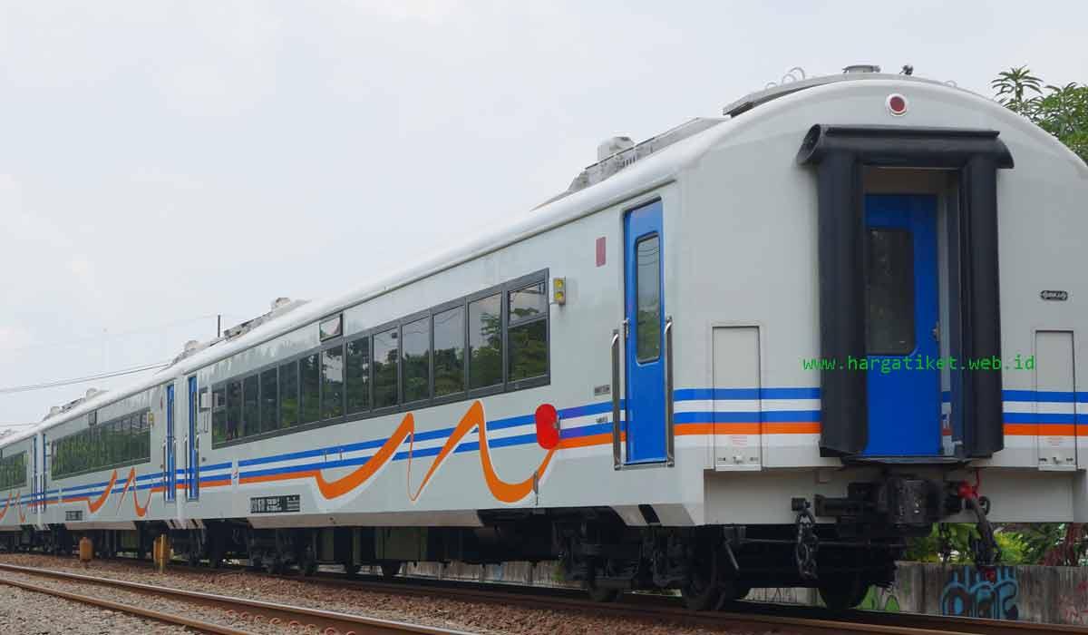Tiket Kereta Api Ekonomi Bisnis Eksekutif Jakarta Lamongan