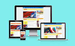 Mocca Responsive Blogger Template [ New Version ]