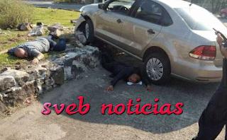 SALEN LIBRES los 4 peruanos detenidos en balacera de Xalapa Veracruz