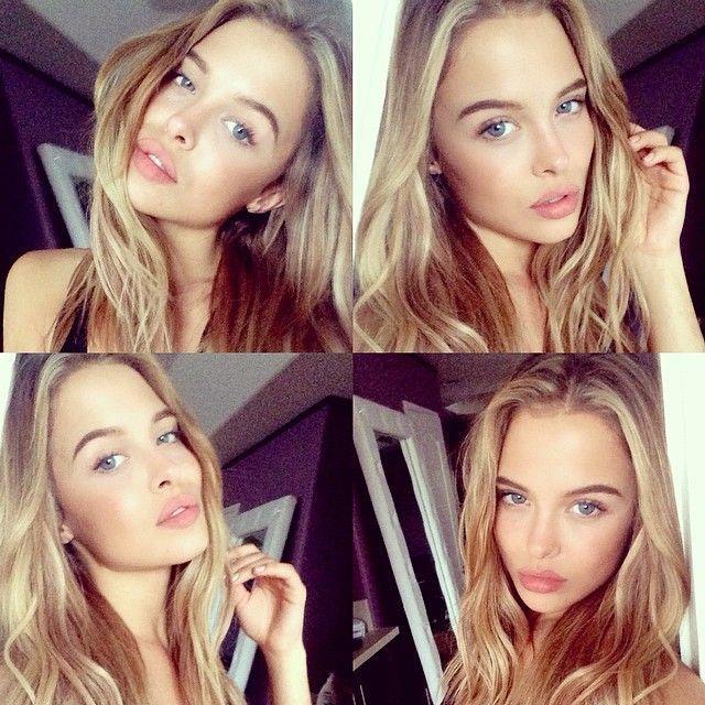 Фото красивых девушек с естественной красотой