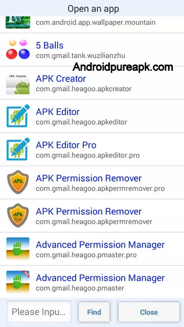 APK Permission Remover Pro Apk