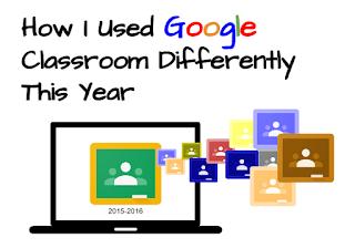 google classroom updates