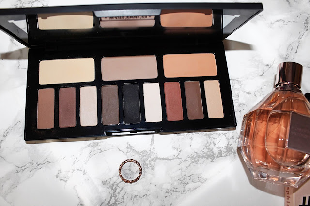 Dupes: Kat Von D Shade + Light Eye Contour Palette