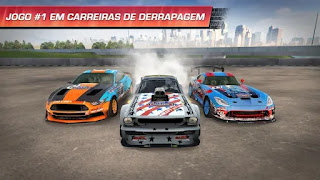 CarX Drift Racing Apk Mod+Data Moedas/Ouro Infinitos