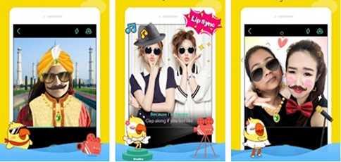 Aplikasi Edit Video Lucu Android