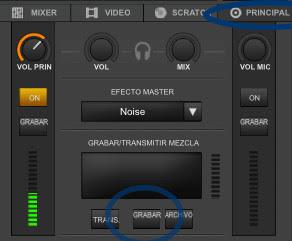¿Cómo Grabar en Virtual DJ?