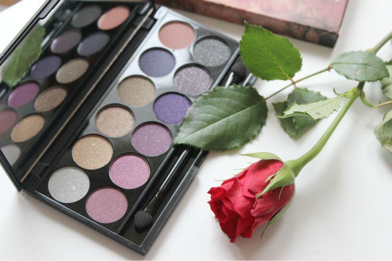 Sleek Make-Up Vintage Romance Palette Review | The Sunday Girl