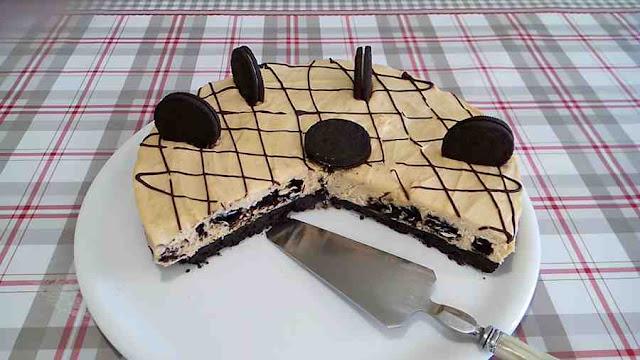 oréos cheesecake spéculoos mascarpone