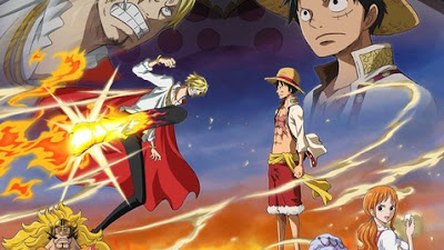 One Piece Peliculas (1999-2016) [mp4-mkv] [13/13] [MEGA] [500 megas-1 giga] [castellano]