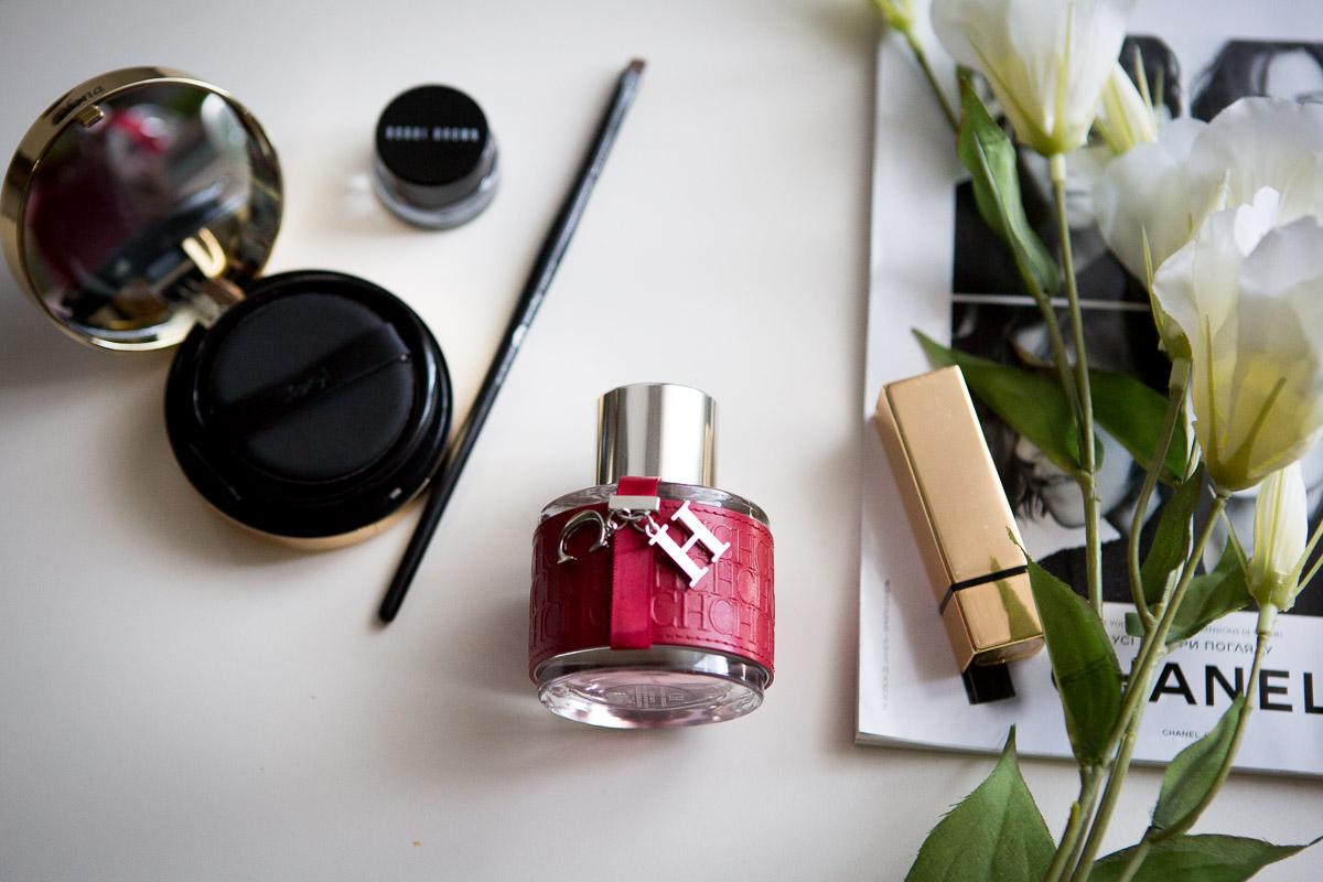 новинка в парфюмерии от CAROLINA HERRERA