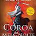 """Coroa da Meia-Noite Trono de Vidro - Livro 2"" de Sarah J. Maas | Marcador"