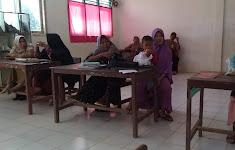Kepala MTs Nurul Huda Rohul Gelar Sosialiasi Bersama Wali Murid Penerima Dana PIP/KIP