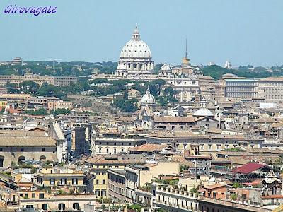 Il Più Bel Panorama Su Roma Dalla Terrazza Delle Quadrighe