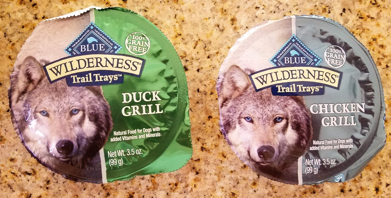 Blue Buffalo Wilderness Grain Free Dry Dog Food Salmon