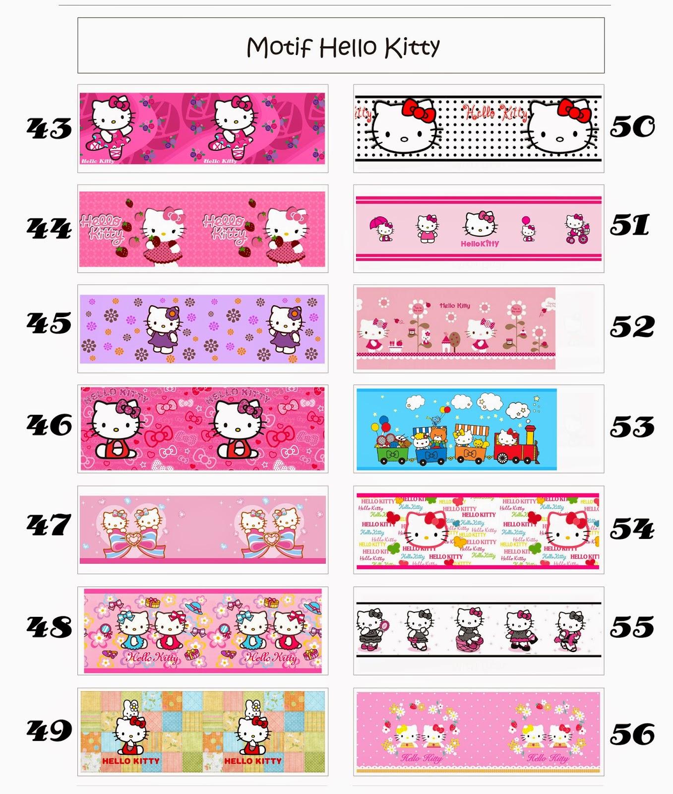 107 Harga Wallpaper Dinding Kamar Anak Hello Kitty Wallpaper Dinding