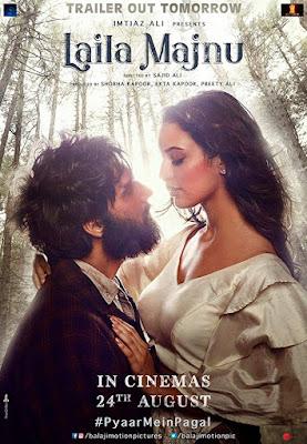 Laila Majnu 2018480p 300MB Movie Download