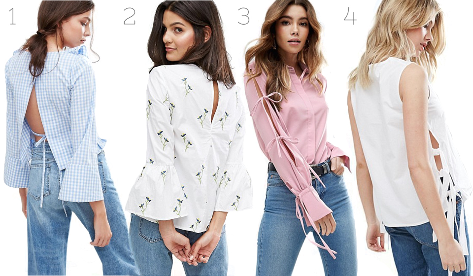 ASOS, spring wardrobe, tops, blouse, womenswear, fashion blogger, wishlist