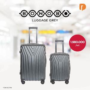 Bonobo Luggage Grey (Set of 2)