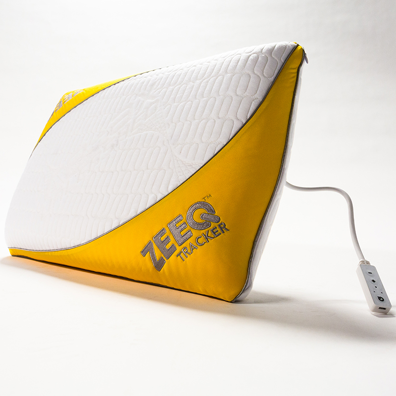The tracker pillow