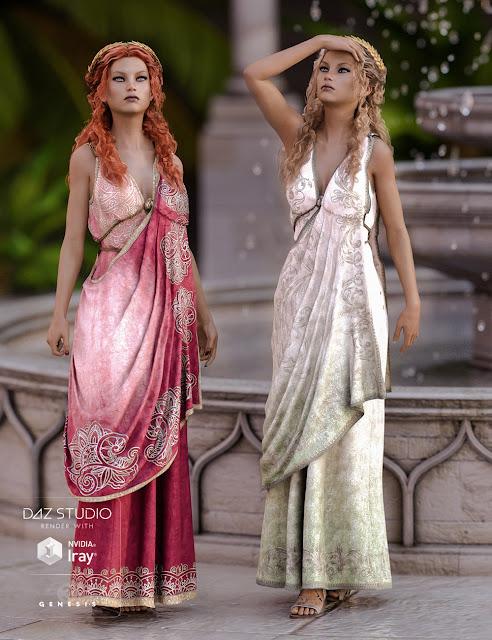 Goddess for Hellenic