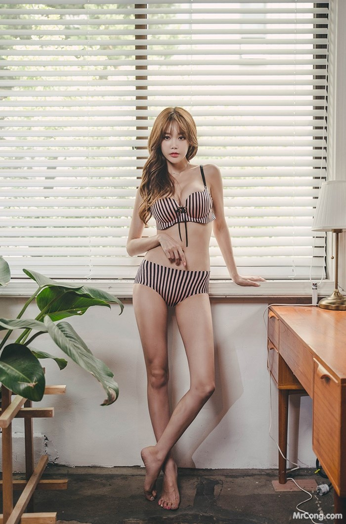Image Korean-Model-Yoon-Ae-Ji-MrCong.com-003 in post Người đẹp Yoon Ae Ji trong bộ ảnh nội y tháng 10/2017 (262 ảnh)