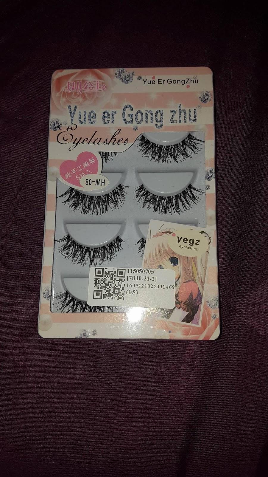 Amazon 2 Lashes Yue Er Gong Zhu Lashes 80 Mh Mxkocchis Blog